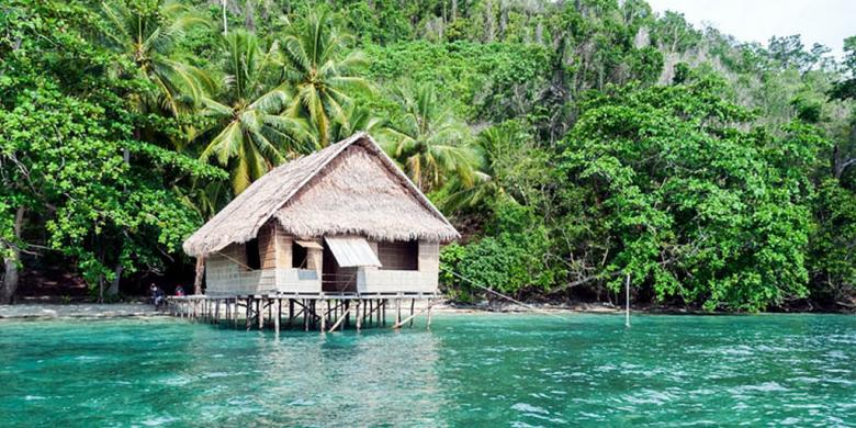 Serunya Jalan-Jalan Di Raja Ampat Letaknya Di Papua