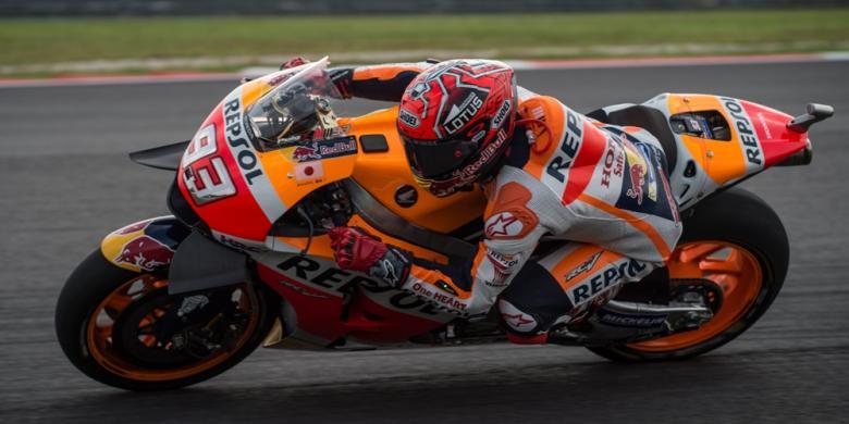 Marquez Kembali Berkuasa Pada Sesi Latihan GP Malaysia