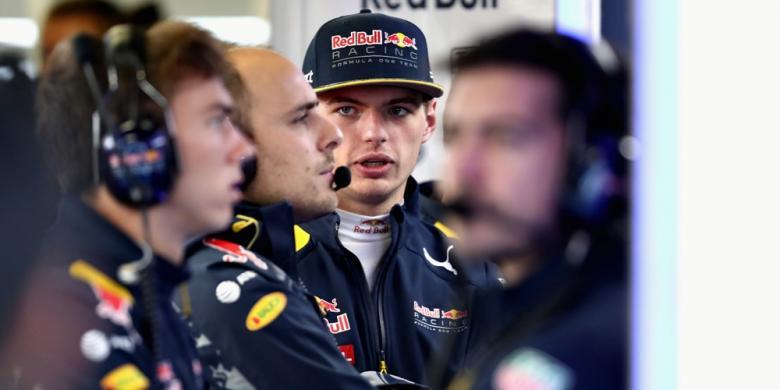 Verstappen Ungguli Duo Mercedes Pada Latihan Ketiga GP Meksiko