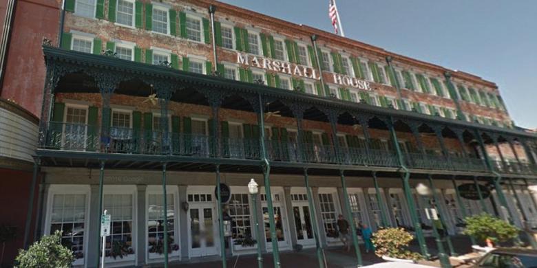 Hotel hotel paling seram di dunia berani menginap for Marshall house
