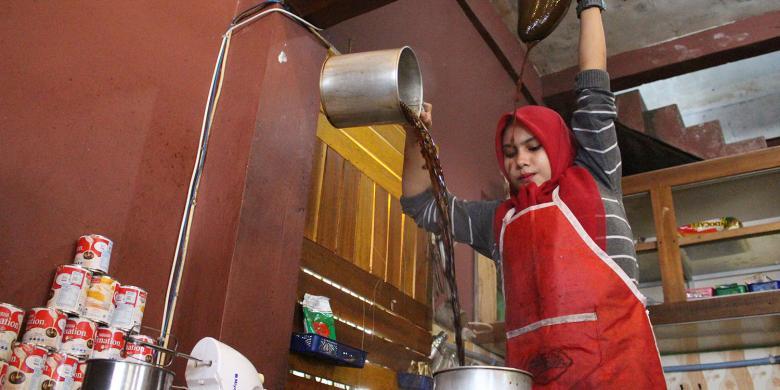 Dek Ka, Satu-satunya Barista Perempuan Di Lhokseumawe