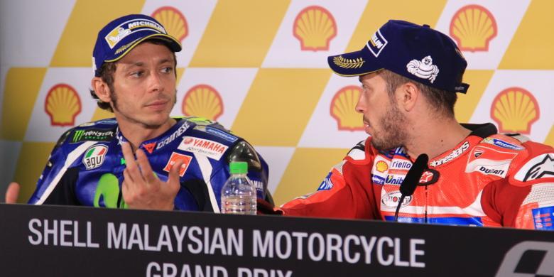 Ambisi Rossi Pada Seri Terakhir MotoGP