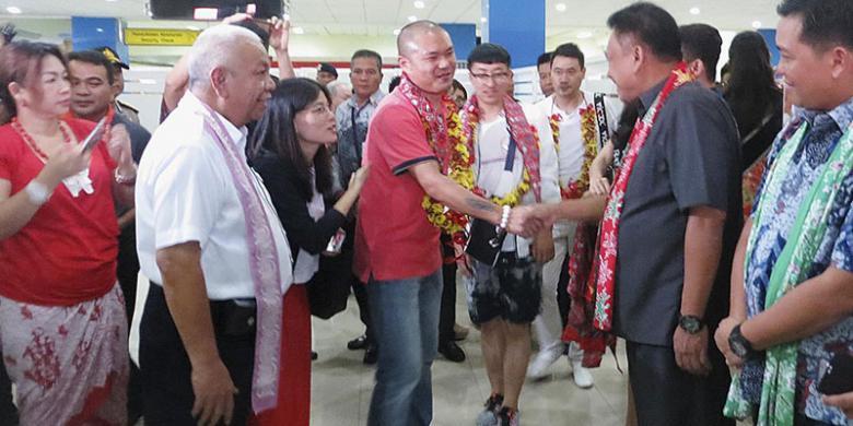 Berebut Pasar Turis Tiongkok Ke Bunaken