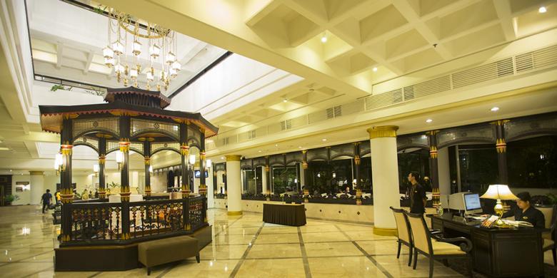 "Santika Premiere Jogja, ""Green Hotel"" Di Tengah Kota Yogyakarta"