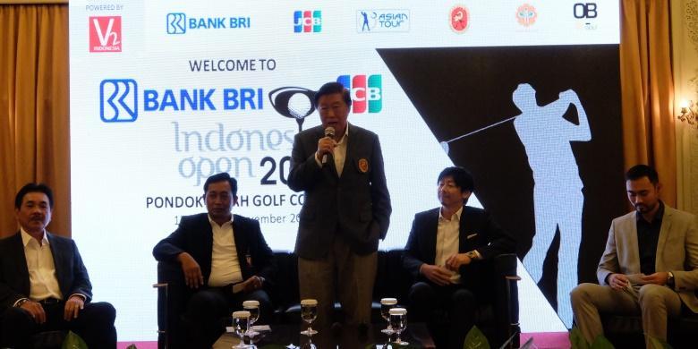 Bank BRI-JCB Indonesia Open 2016 Kembali Setelah Setahun Absen