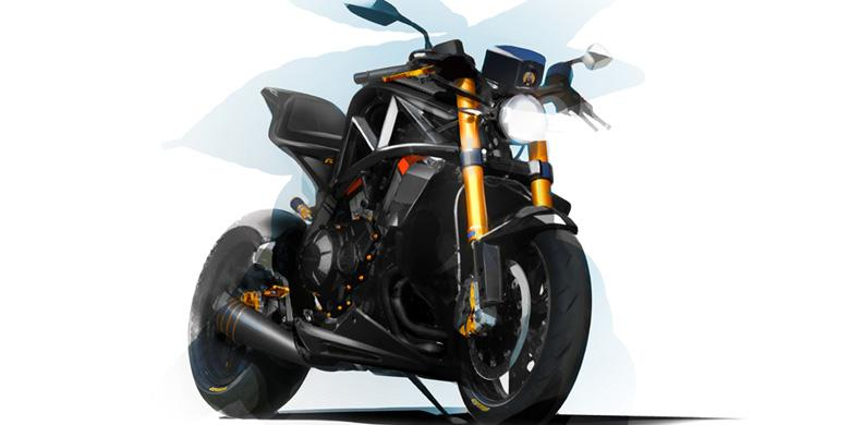 Edisi Spesial Motor Inggris Bermesin Honda