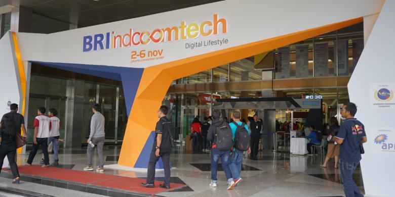 Tips Berkunjung Ke Pameran Indocomtech 2016
