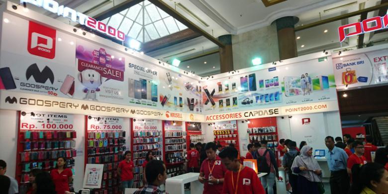 IPhone Kuno Dijual Rp 1,5 Juta Di Indocomtech 2016
