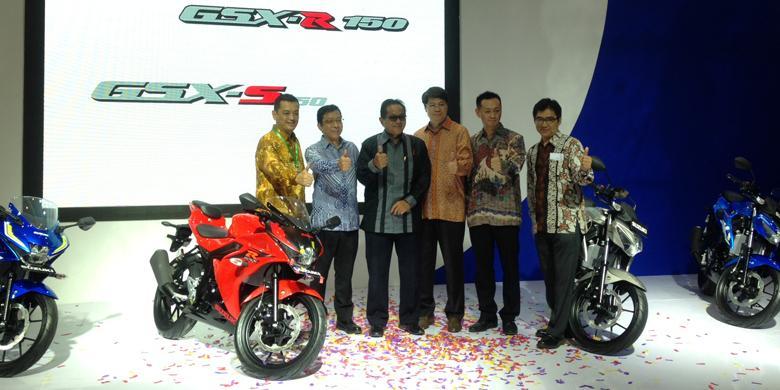 Kejutan, Ini Harga Resmi Suzuki GSX 150