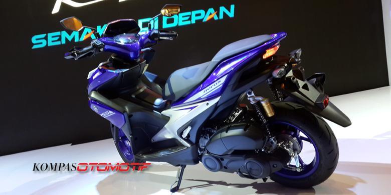 Baca Kabar Berita Terbaru Terkait Booking Yamaha Aerox 155 Bakal Jadi Rebutan Di Situs Informay Berkenaan Dengan Topik Seputar Otomotif