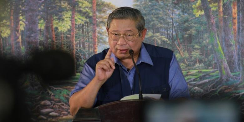 """Pengamat: SBY dan Tokoh Lain Sebaiknya Turun Tangan Atasi """"Hoax"""""""