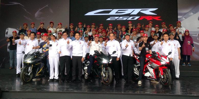 Jangan Ragukan Kemampuan Honda Indonesia