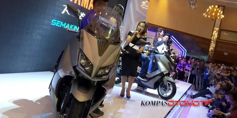 Harga Motor Yamaha Mulai Naik
