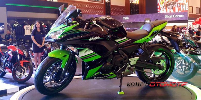 """Kawasaki Ninja 650 Sasis Baru Siap Diajak """"Perang"""""""