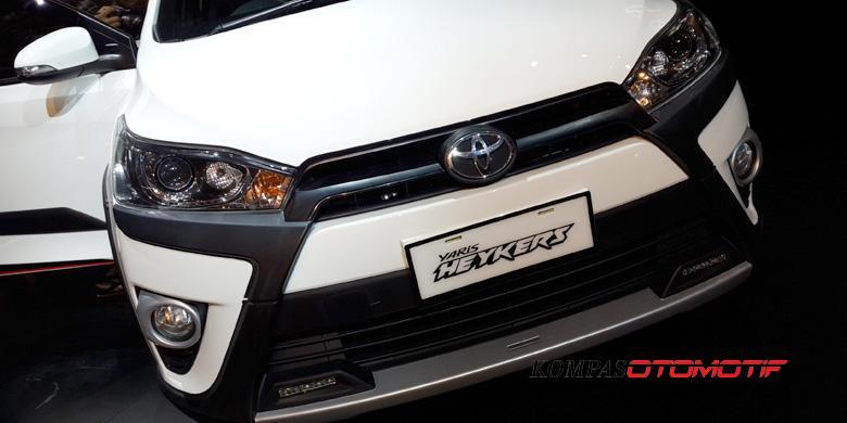 """Toyota """"Ngarep"""" Heykers Kerek Penjualan Yaris"""