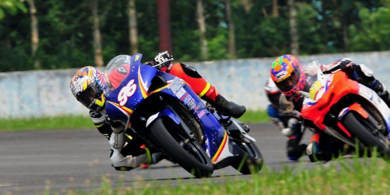 "Imanuel Pratna Kuasai ""Pole Position"" Sport 250cc Seri Terakhir IRS"
