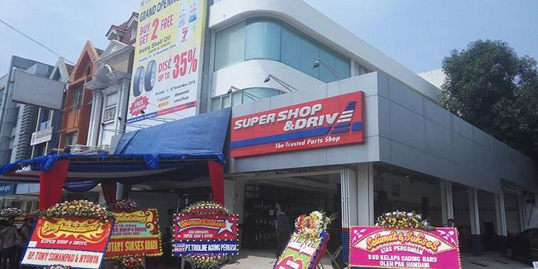 Bengkel Shop Dan Drive Terbaru Di Jakarta Utara