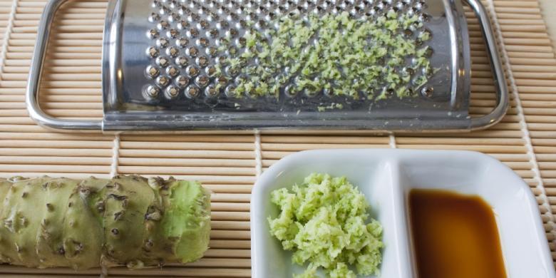Jangan Campur Wasabi Dan Kecap Saat Makan Sushi, Ini Alasannya…