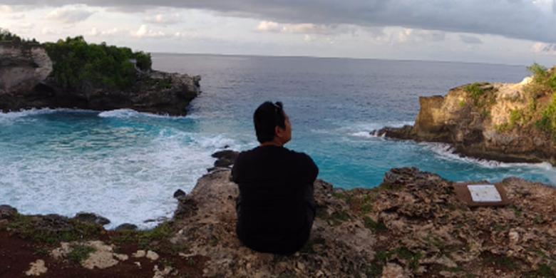 """Nusa Ceningan, Pulau Kecil Yang Lagi """"Hits"""" Di Bali"""