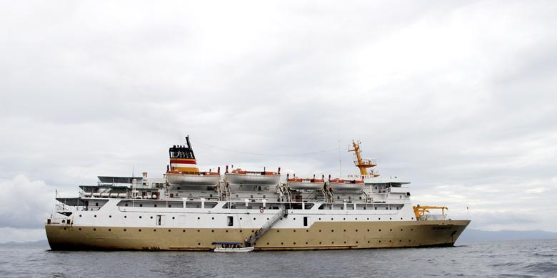 Paket Tahun Baru Pelni Ke Kepulauan Seribu, Peminat Membeludak
