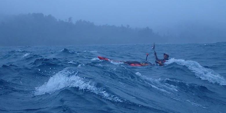 Wanita Ini Mengayuh Kayak 5,5 Tahun Dari Jerman Ke Australia