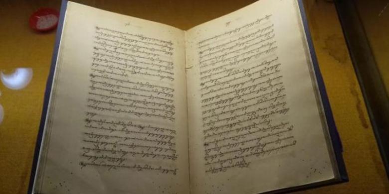 Langkah Museum Radya Pustaka Solo Menyelamatkan Transkrip Kuno