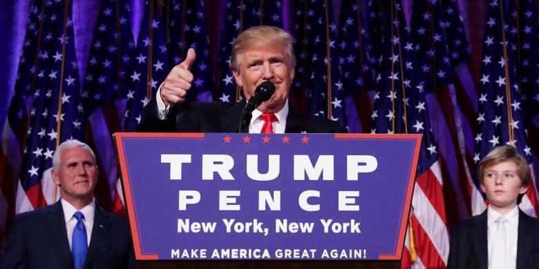 Trump, Keluarga Muslim Ahok, Dan Penolakan Atas Djarot, Ini 5 Berita Kemarin Yang Perlu Disimak