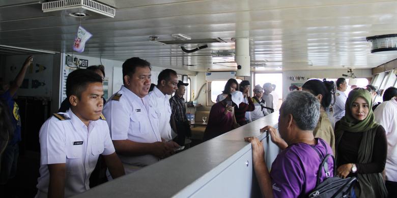 """Kisah Endah, Wanita Yang Selalu Naik Kapal Laut Saat """"Traveling"""""""