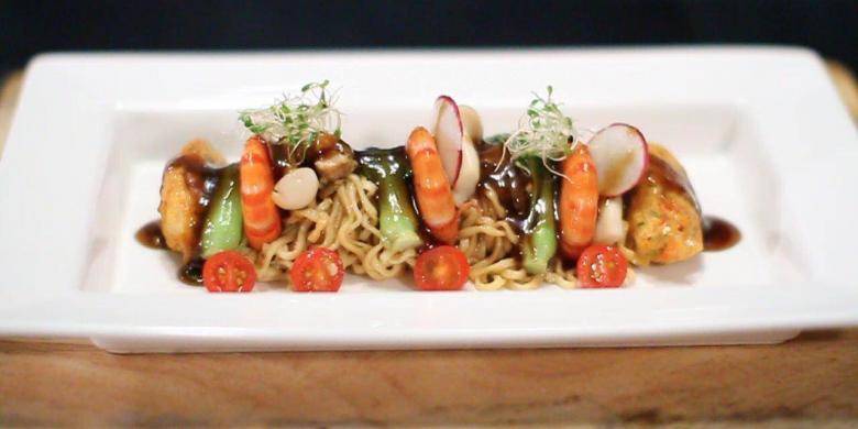Chef Chandra: Cuma Di Indonesia, Makan Mi Pakai Nasi