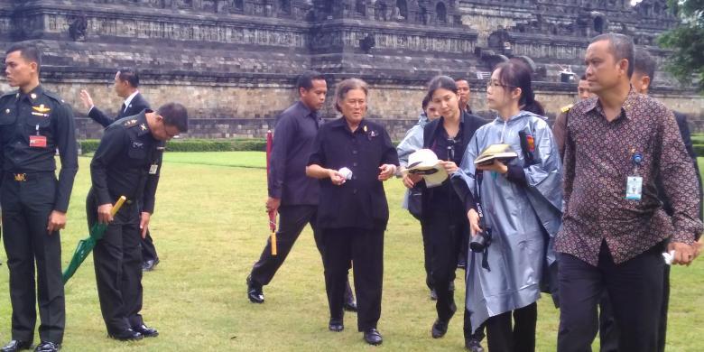 """""""Untuk Orang Thailand, Candi Borobudur Itu Sangat Terkenal…"""""""