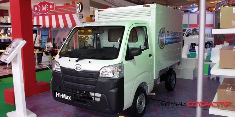 Referensi Bisnis Di Atas Bak Hi-Max Dari Daihatsu
