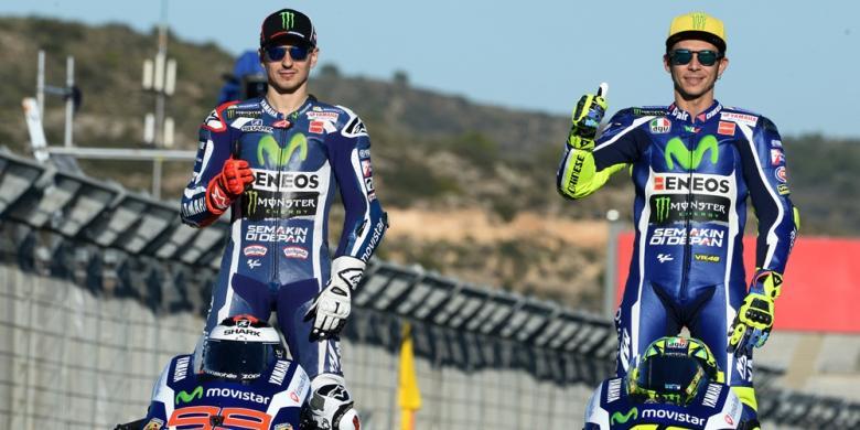 Berpisah Dari Rossi, Lorenzo Merasa Akan Lebih Baik