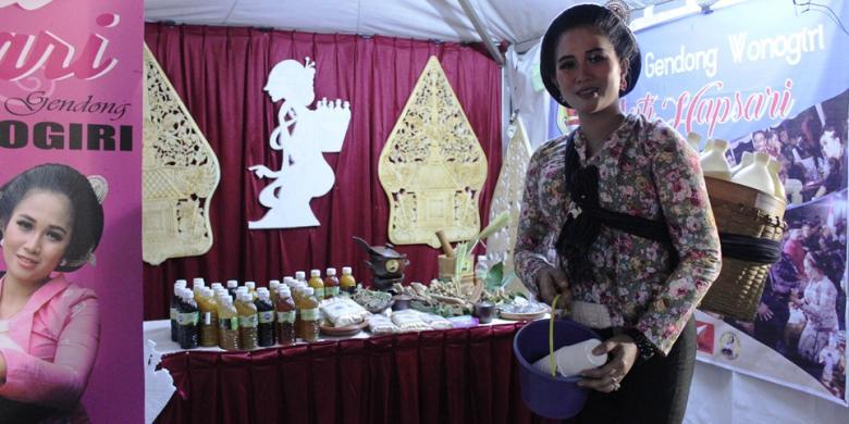 Festival Jamu Dan Kuliner Tradisional Jateng Digelar Di Sukoharjo