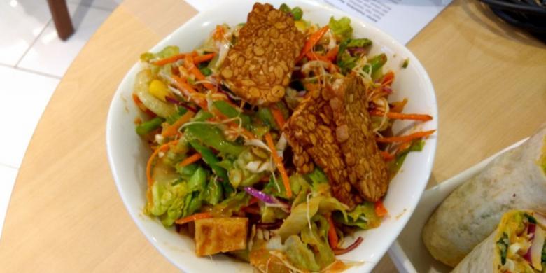 Gerai Salad Dari Singapura Kini Hadir Di Jakarta