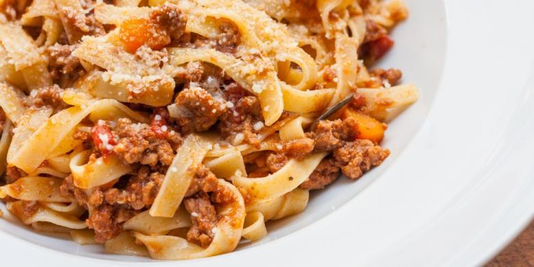"Sejarah Panjang Dalam Sepiring ""Spaghetti Bolognese"""