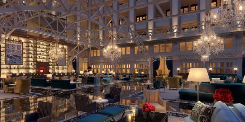 Inilah Hotel Terbaru Milik Donald Trump, Lokasinya Dekat Gedung Putih