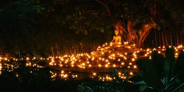 Mengenang Raja Thailand, Festival Lentera Akan Digelar Di Ko Phangan