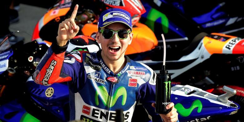 Tanpa Kesalahan, Lorenzo Bisa Lebih Cepat Saat Kualifikasi