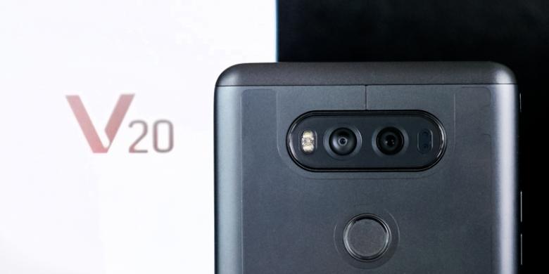 "Membuka Kemasan Android ""Layar Ganda"" LG V20 Di Jakarta"