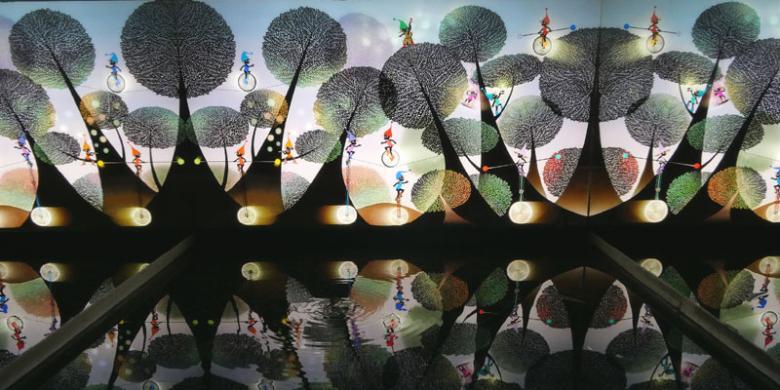 Menikmati Seni Shadowgraph Di Jepang