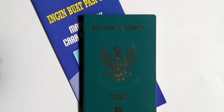 Catat, Beberapa Kantor Imigrasi Untuk Membuat E-paspor