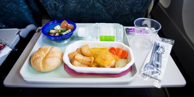 Mengapa Makanan Jadi Hal Penting Di Pesawat?