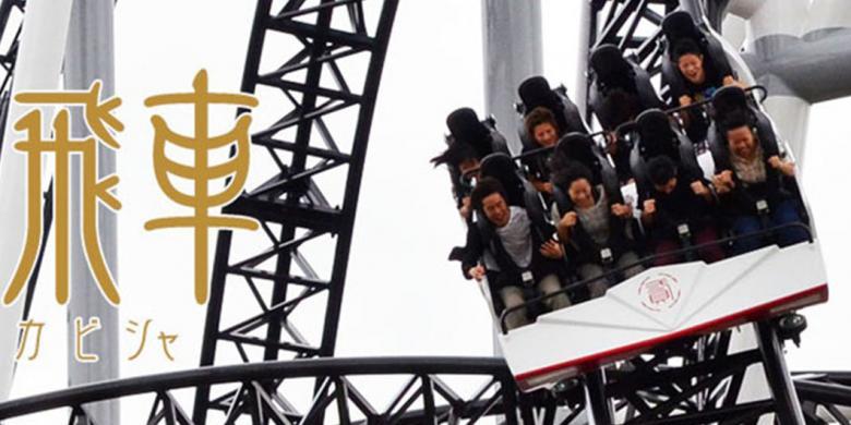 """""""Roller Coaster"""" Tercuram Di Dunia, Berani Coba?"""