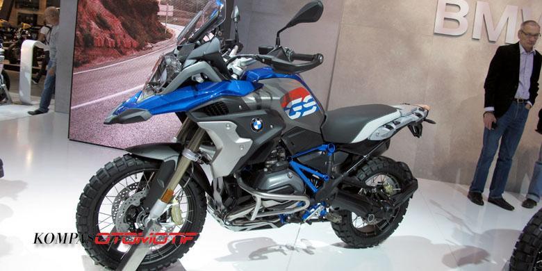Performa Baru Motor Petualang BMW Terpopuler