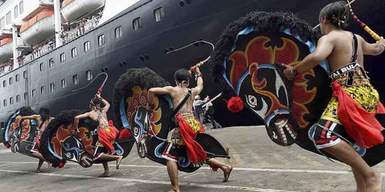 Wisata Kapal Pesiar Di Asia Tenggara Bisa Dikembangkan Bersama