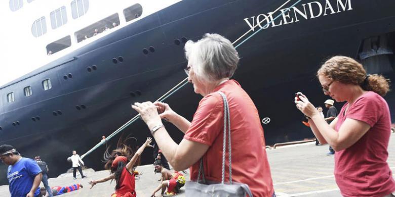 BPS: 11,5 Juta Lebih Wisman Datang Ke Indonesia