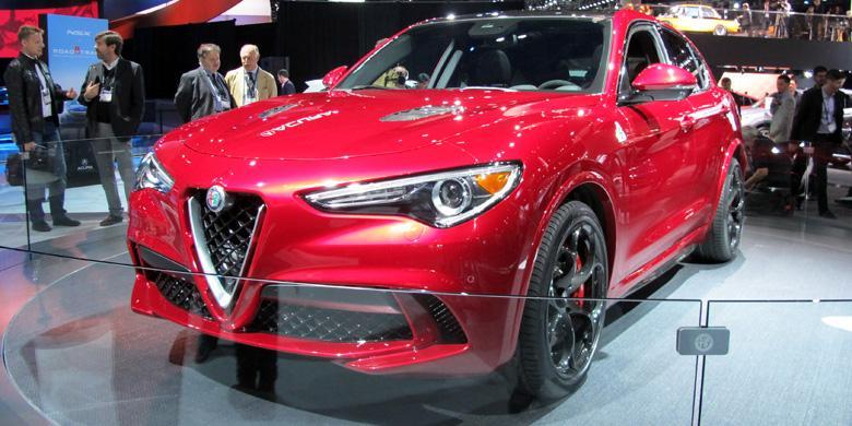 FCA Dikabarkan Bakal Jual Alfa Romeo Dan Maserati