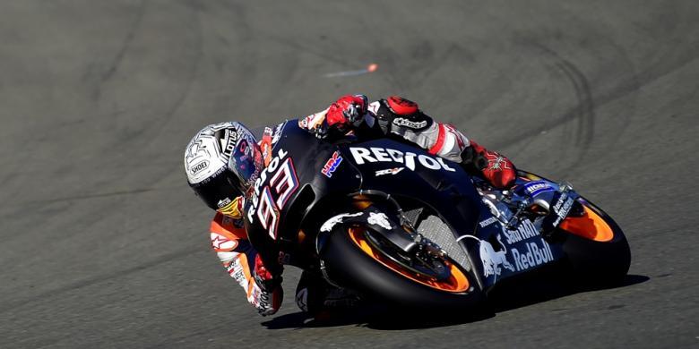 Marquez Melihat Titik Lemah Honda Masih Sama