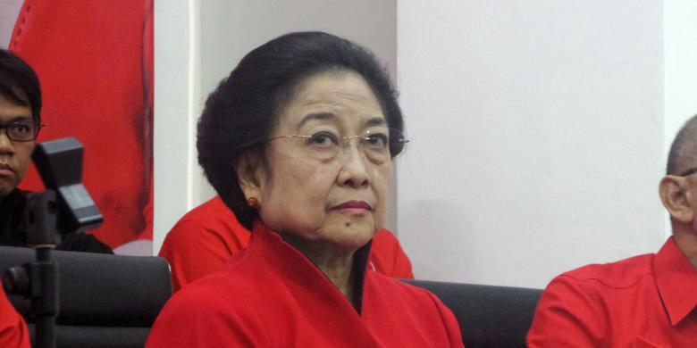 Megawati Ucapkan Terima Kasih Pada Pemilih Ahok Djarot