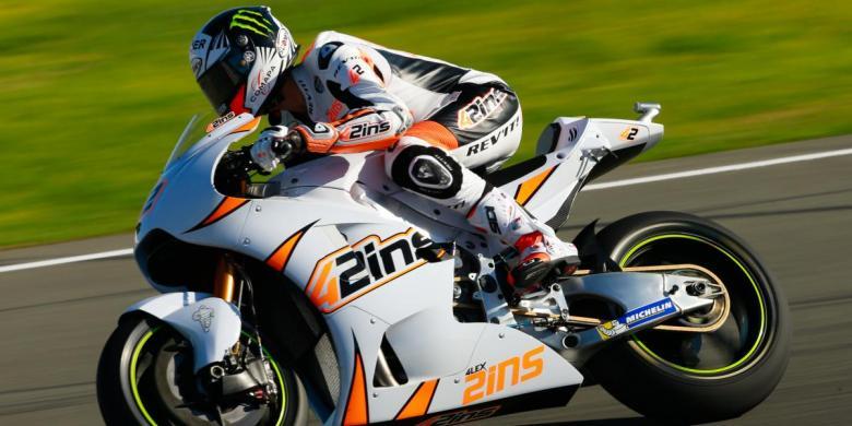 Kecelakaan Di Valencia, Alex Rins Harus Absen Pada Tes Di Jerez